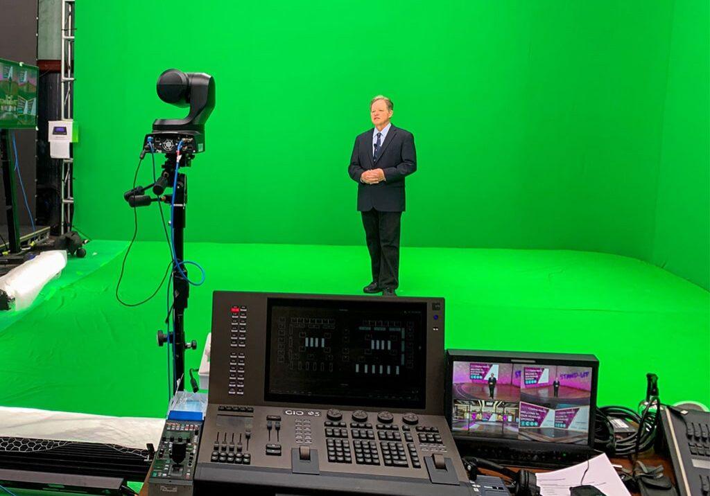 green screen studio rental