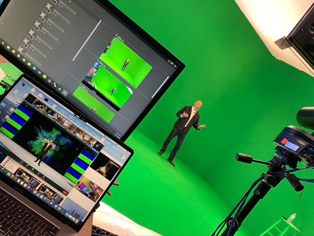 ice9 3D Virtual Immersive Event